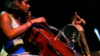 "KRCB Live Episode 201 - ""The Carolina Chocolate Drops"" part one"