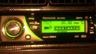 Radio mp3 PANASONIC CQ-C7303N