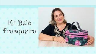 Kit Bela Parte 2: Frasqueira