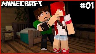 Minecraft: Fuja dos Quartos #1 - Feat. MoonKase