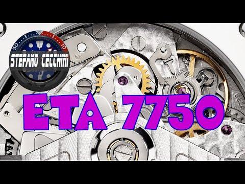 #32 Analisi del calibro ETA 7750