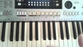 Cách tạo bank tiếng trên đàn organ đơn giản
