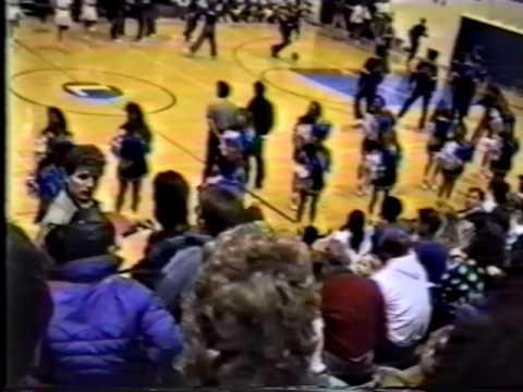 1990 Larkin Video Yearbook Basketball v Elgin