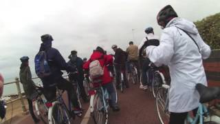 Hastings to Bexhill Seafront Cycling