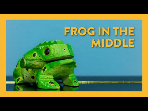 Frog in the Middle - Piano Lesson 10 - Hoffman Acdemy