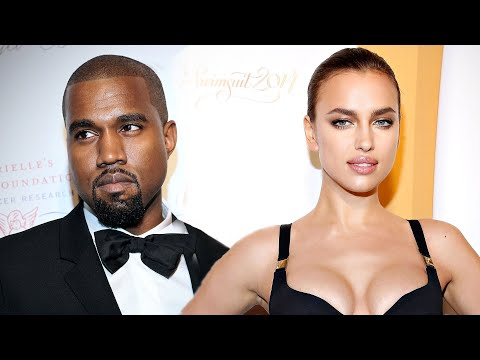 Kanye West's Rumored Relationship With Irina Shayk Was 'Never Serious' (Source)