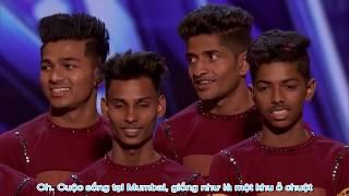 Nhóm nhảy V Unbeatable(Sub tiếng việt) / Vòng 1 American Got Talent 2019