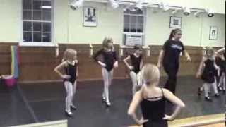 Beginner Tap Dancing Steps :  The Flap Song In Tap Dancing For Kids