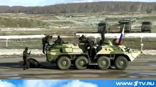Новое оружие. Что может новейший танк Т 14 АРМАТА  HD