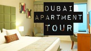 we rented an apartment in dubai