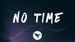 KSI - No Time (Lyrics) Feat. Lil Durk