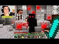 I Found HIS **SECRET** BASE in MINECRAFT! (SCARY)