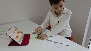 Gambar cover Mors Alfabesi (Arhan) Antalya Robotik ve Kodlama Lego Wedo 2.0