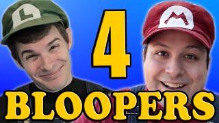 Stupid Mario World - Bloopers Part 4