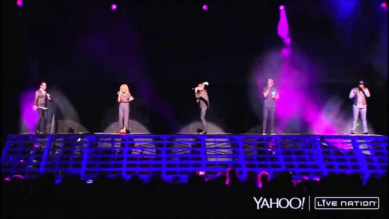 pentatonix on my way home tour full concert toyota oakdale theatre in wallingford ct