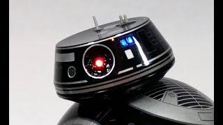 Сферо Зоряні війни ББ-9Е додаток з підтримкою огляд дроїда
