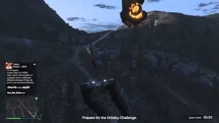 GTA Online - Funny Dump Truck Glitch
