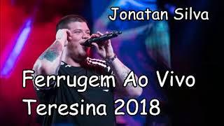 ferrugem ao vivo samba teresina lançamento dvd 2018
