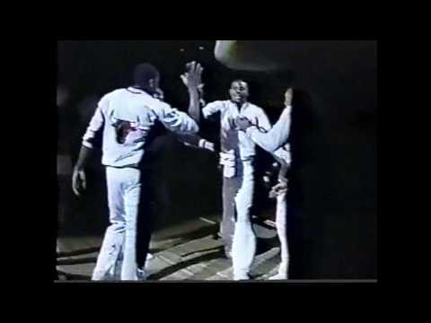 Chicago Bulls Introduction 1990 Regular Season Game vs Golden State Warriors.