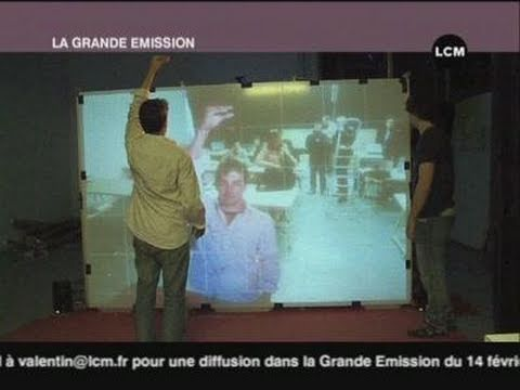 City Media: un mur interactif à Marseille?