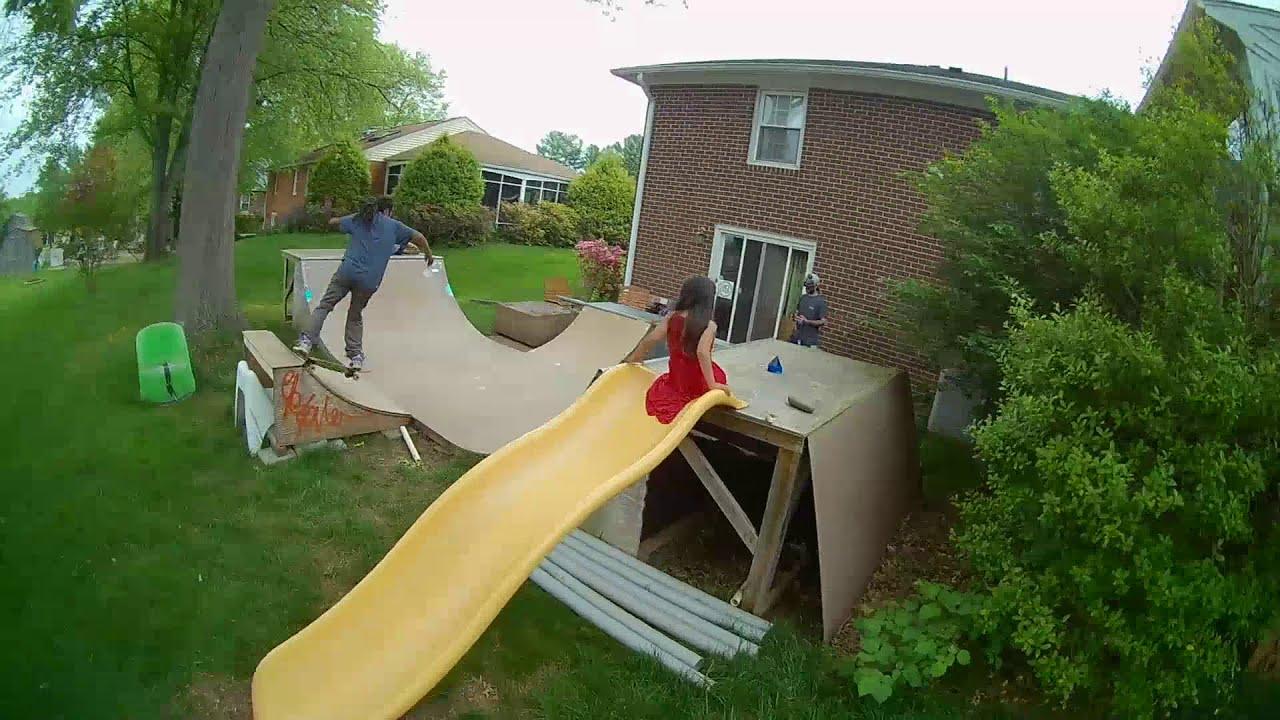 Heads Chases A Skateboard! (Mobula 6 and BetaFPV 65x HD FPV Freestyle) фото
