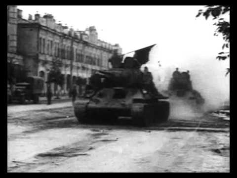 Марш Прощание Славянки/Farewell of Slavianka  - 1941 год