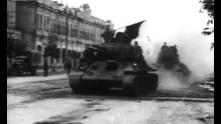"""Марш """"Прощание Славянки/Farewell of Slavianka""""  - 1941 год (Уникальная кинохроника)"""