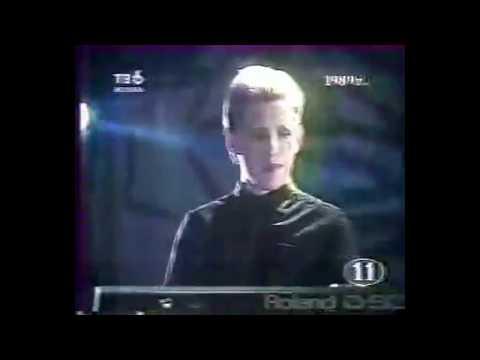Агата Кристи - Наша правда, 1989 (Канал ТВ6)