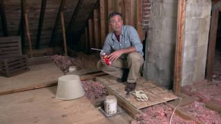 You Can Air Seal Your Attic