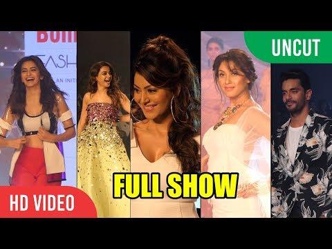 UNCUT - Bombay Times Fashion Week 2018 Day - 02 | kriti kharbanda, Urvashi Rautela, Surveen Chawla