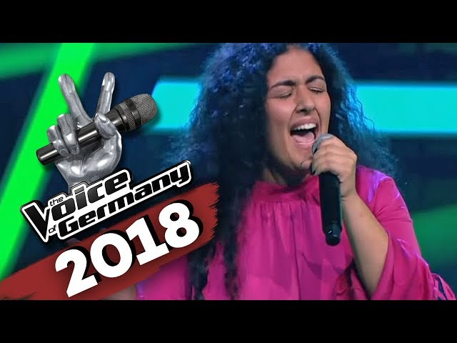 Halil Sezai - İsyan (Sinem Uraz) | The Voice of Germany  | Blind Audition