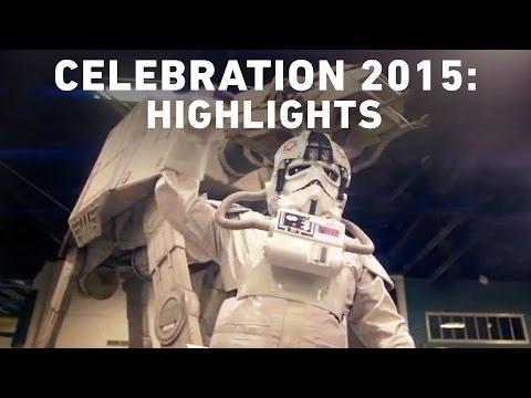 Star Wars Celebration Anaheim Highlights