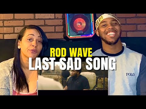 Mom reacts to Rod Wave - The Last Sad Song (Official Video)