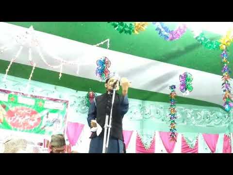 Sagar Dinajpuri Saheede Aazam conference Lodhan...