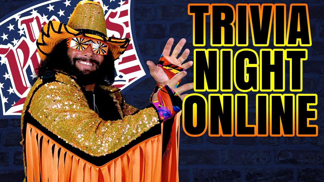 Trivia Night Online #55 | Macho-Man: Homecoming