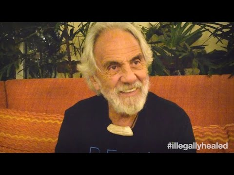 Tommy Chong Talks Treating Cancer with Cannabis