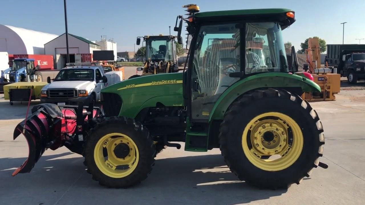 2008 John Deere 5625 MFWD Tractor BigIron Auctions