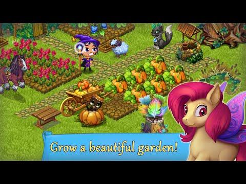 Fairy Farm Games