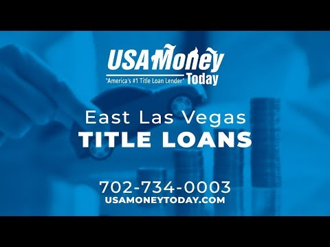 east-las-vegas-title-loans-|-usa-money-today