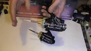 видео Катушки с байтраннером