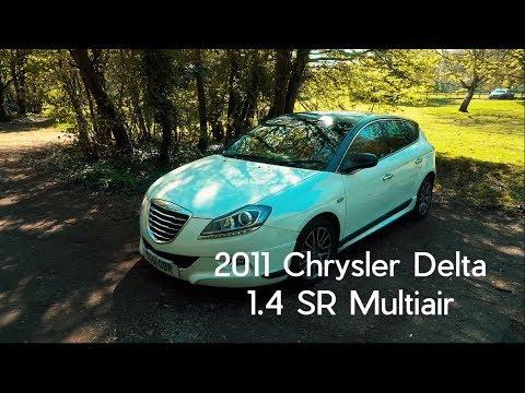 Tweed Jacket Reviews: 2011 Chrysler/Lancia Delta 1.4 SR Multiair - Lloyd Vehicle Consulting
