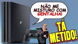 Playstation 4 - O Sucesso está Subindo à Cabeça?