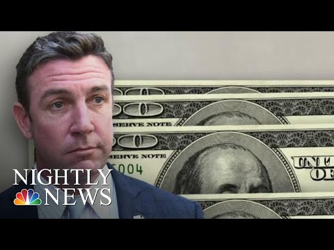 Rep. Duncan Hunter To Plead Guilty To Misusing Campaign Funds | NBC Nightly News
