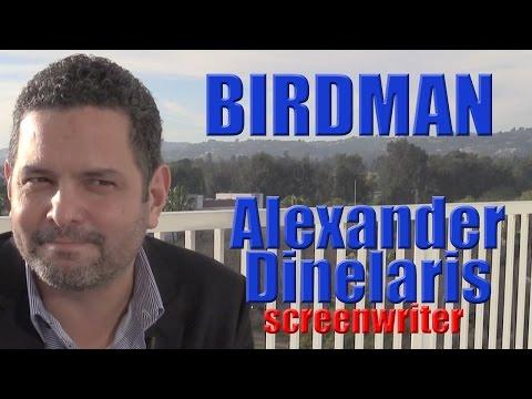 DP30: Birdman, cowriter Alexander Dinelaris