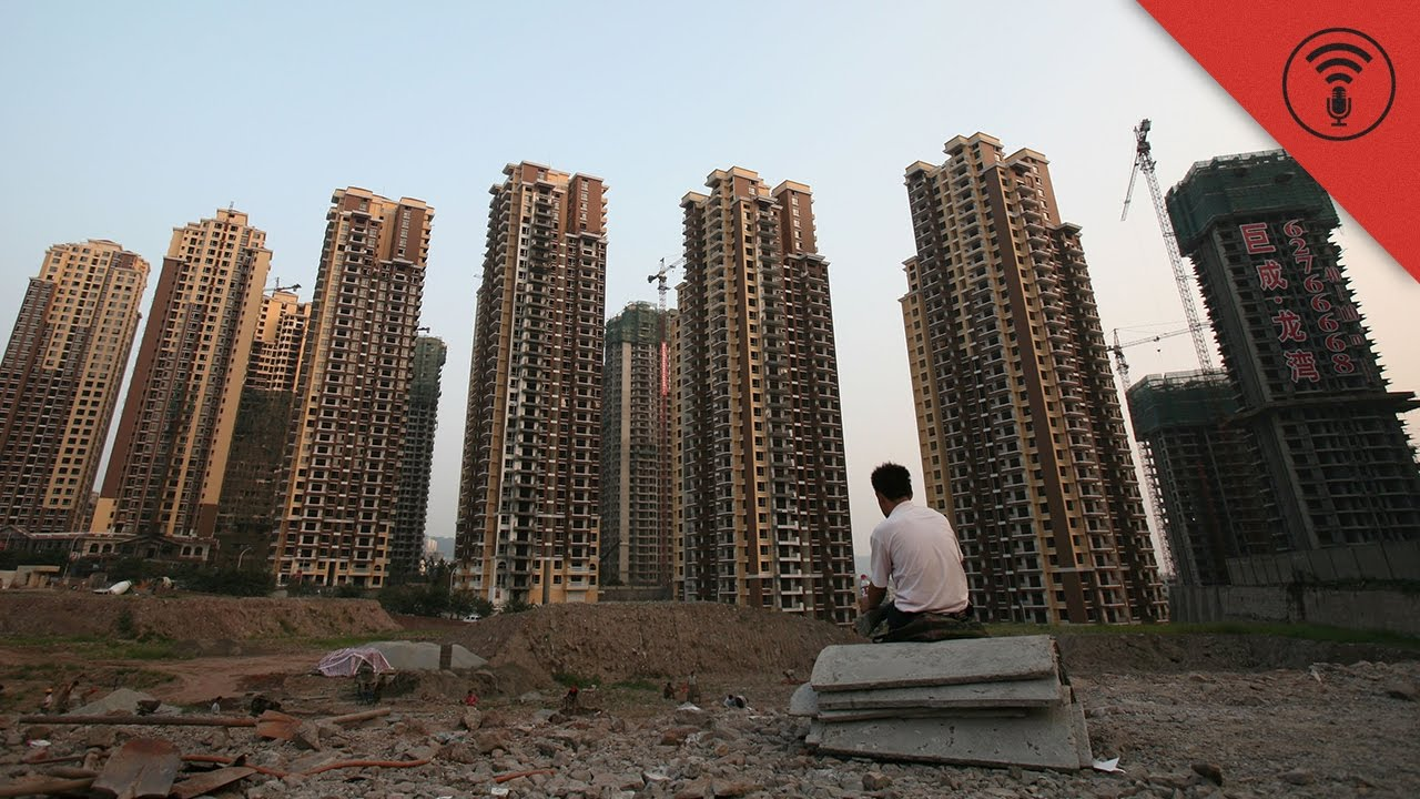 ghost cities and real estate bubbles The great chinese real estate bubble china's ghost towns: new satellite pictures show massive skyscraper cities which are completely empty are we on the edge of yet another even greater depression and economic meltdown.