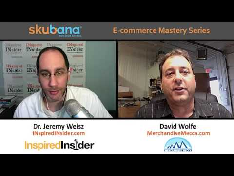 How This E-Commerce Power Seller Went From a Basement to Multi-Million Dollar Business - David Wolfe
