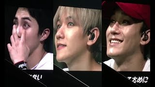 """Gambar cover 180608 EXO-CBX Reaction for Fan Project at """"Magical Circus"""" Osaka"""