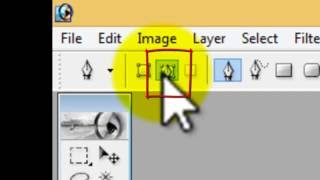 Learn Photoshop in Hindi - 12 - Pen Tools-a - path for cutout photo