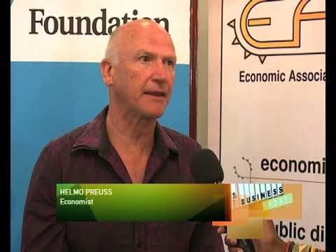 South African economist shares positive outlook on Namibia's economy #BusinessToday-NBC