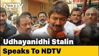 """Good Publicity"": DMK Chief's Son On Income Tax Raids Ahead Of Polls"